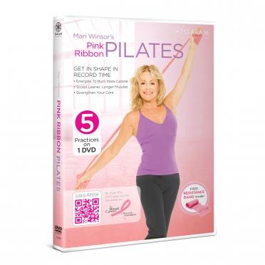Gaiam Mari Winsor's pink ribbon pilates (ENG)