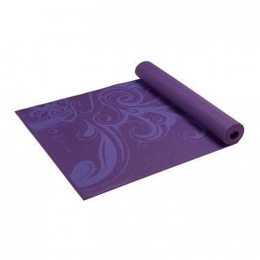 Gaiam Deep plum Surf yogamat (3mm)