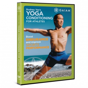 Gaiam Rodney Yee's yoga conditioning for athletes (ENG)