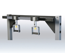 Tuff Stuff optionele Adjustable Chinup bar XXL-2992 voor XXL powerracks