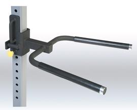 Tuff Stuff optionele Dip Bar attachment XXL-2998 voor XXL Powerracks