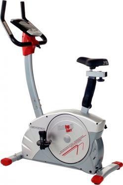 Christopeit hometrainer ergometer ET 6 VR