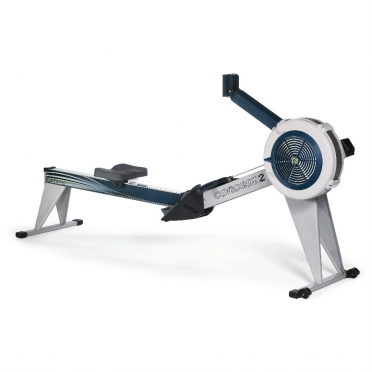 Concept2 roeitrainer model E display PM5 grijs