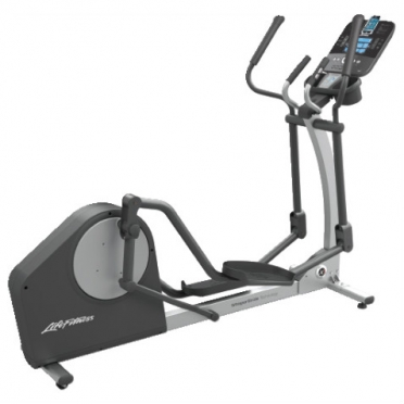 Life Fitness crosstrainer X1 Track Console display