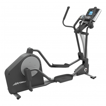 Life Fitness crosstrainer X3 Go Console display