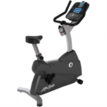 Life Fitness hometrainer LifeCycle C1 Track Console display Nieuw
