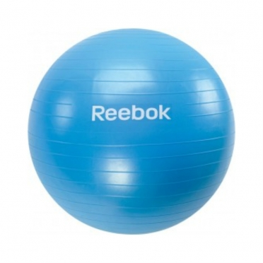 Reebok Gym ball Color Line 75 cm cyan