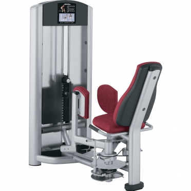 Life Fitness Signature Series Single Station Hip Abductor (FZHAB) Gebruikt
