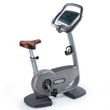 Technogym hometrainer Bike Excite 700 met LCD TV gebruikt model