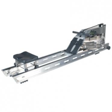 Waterrower roeitrainer S1 roestvaststaal (RVS) Limited