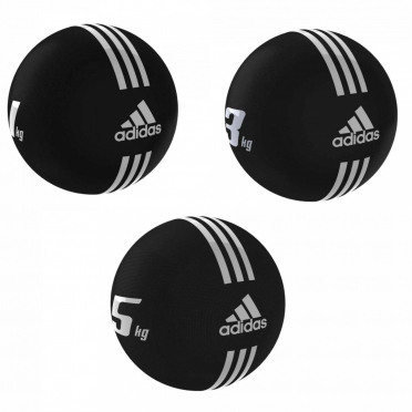 Adidas Medicine Ball Set 1, 3 en 5 KG