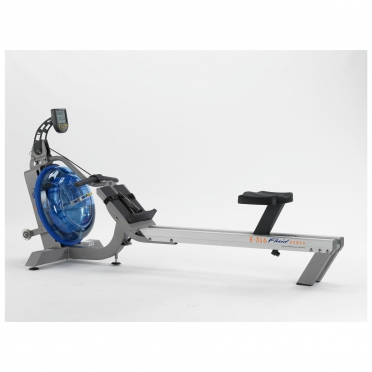 First Degree roeitrainer Fluid Rower E-316 Evolution Series demo