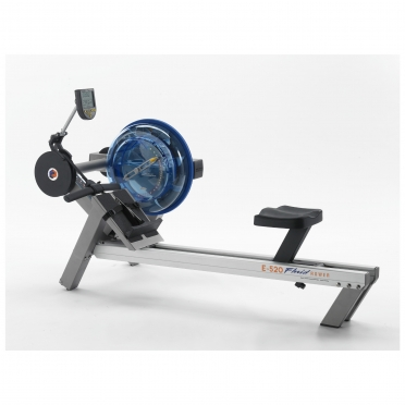 First Degree roeitrainer Fluid Rower E-520 Evolution Series demo