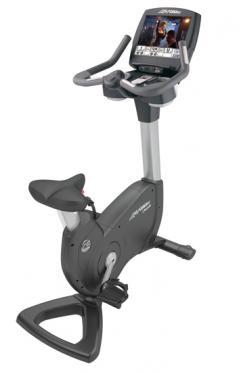 """Life Fitness hometrainer 95C Engage 15"""" Elevation Gebruikt"""