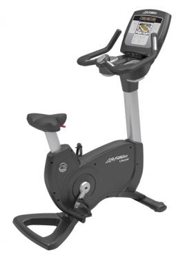 "Life Fitness hometrainer Platinum Club Series Cycle Inspire 7"" PCSC Gebruikt"