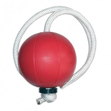 Loumet Rope Ball 2 kg - rood