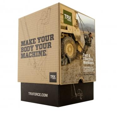 TRX Suspension Trainer Force Kit Tactical met App TF00331