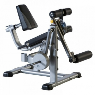 Tuff Stuff Seated Leg Extension / Curl Bench RLE-382