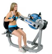 Specificaties First Degree roeitrainer Fluid Rower E-720 XT