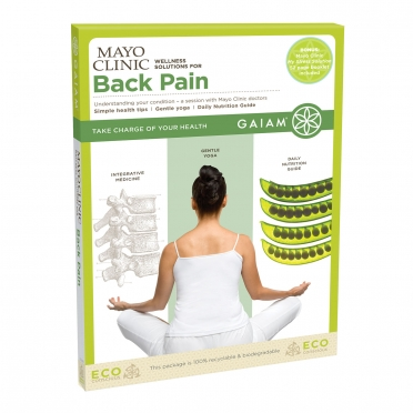 Gaiam Mayo Clinic Back Pain (ENG)