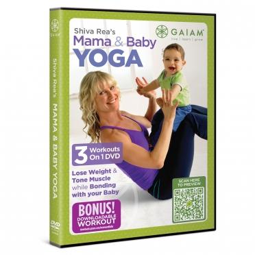 Gaiam Shiva Rea's mama & baby yoga (ENG)