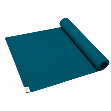 Gaiam Studio Power-Grip yogamat – Aqua (4mm)