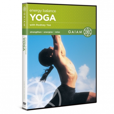 Gaiam Rodney Yee's energy balance yoga (ENG)