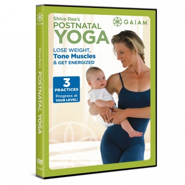 Gaiam Shiva Rea''s postnatal yoga (ENG)