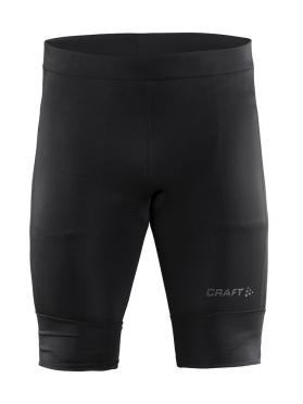 Craft Pulse short spinning broek kort zwart heren