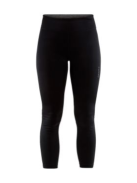 Craft Pulse tight zwart dames