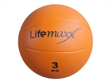 Lifemaxx Medicine Ball 3 KG LMX 1250.03