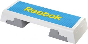 Reebok color line step colour box white-blue