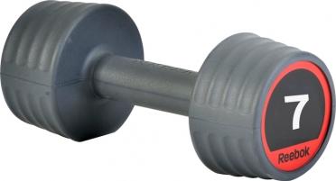 Reebok rubber dumbell 7.0 kg