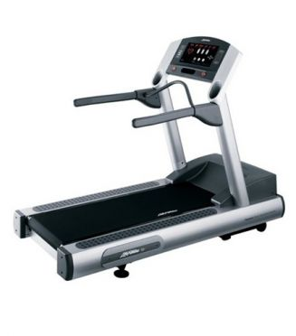 Life Fitness loopband 93T gebruikt