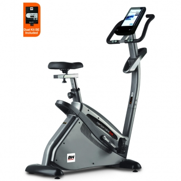 BH Fitness Hometrainer Carbon Bike Dual