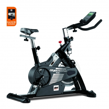 BH Fitness Indoor Cycle Spada Dual