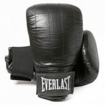 Everlast PU Boston Zakhandschoen zwart