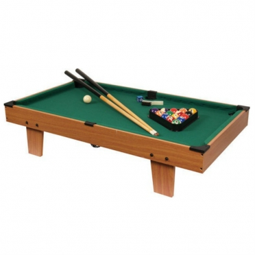 Buffalo Mini Pooltafel 4604.000