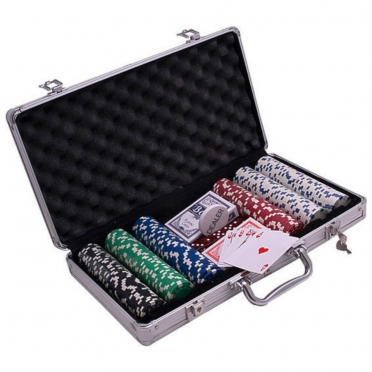 Buffalo Pokerset 300 x dice round 7100.704