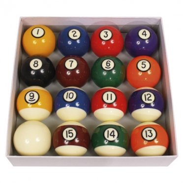 Buffalo Ventura de luxe poolballen set (2557.699)
