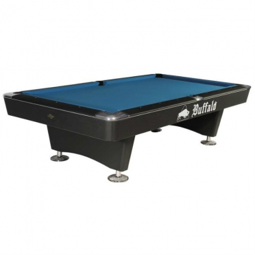 Buffalo pooltafel Dominator black 8ft (9200.428)