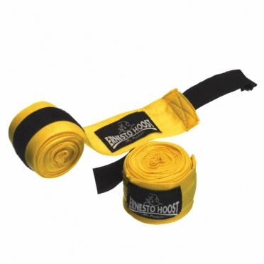 Ernesto Hoost bandage geel