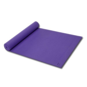 Gaiam Premium yogamat paars (5mm)