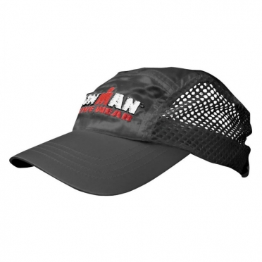 Ironman venti race cap black