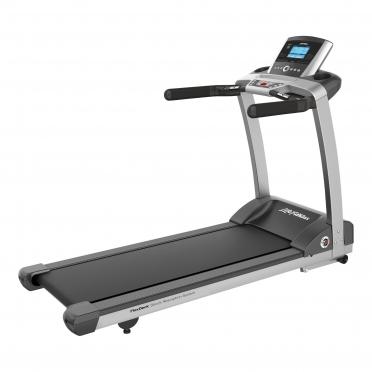 Life Fitness loopband T3 Go Console display