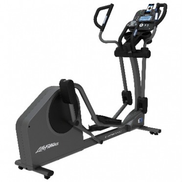 Life Fitness E3 Track+ crosstrainer showroom