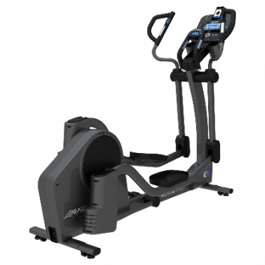 Life Fitness E5 Track+ crosstrainer tweedehands model
