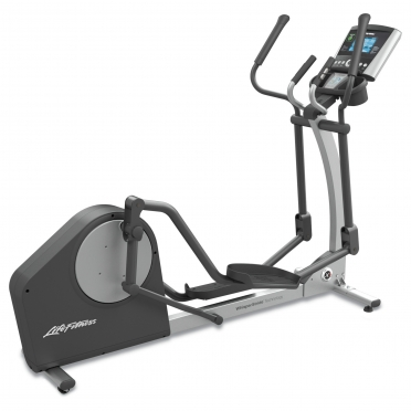Life Fitness crosstrainer X1 Go showroom