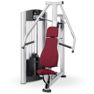 Life Fitness Signature Series Chest Press FZTR Gebruikt