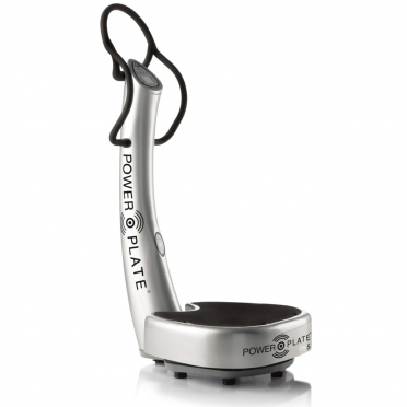 Power plate trilplaat MY5 zilver